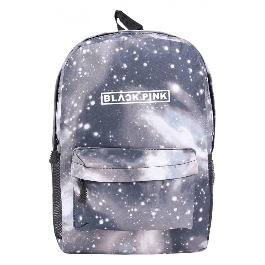 Balo Học Sinh Ban Nhạc Blackpink - Màu Gray Galaxy
