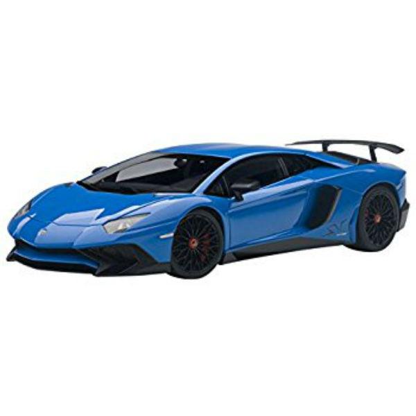 Xe Mô Hình Lamborghini Aventador Lp750-4 Sv 1:18 Autoart - 74559 (Xanh) - 991149 , 1296797077946 , 62_2668639 , 6240000 , Xe-Mo-Hinh-Lamborghini-Aventador-Lp750-4-Sv-118-Autoart-74559-Xanh-62_2668639 , tiki.vn , Xe Mô Hình Lamborghini Aventador Lp750-4 Sv 1:18 Autoart - 74559 (Xanh)