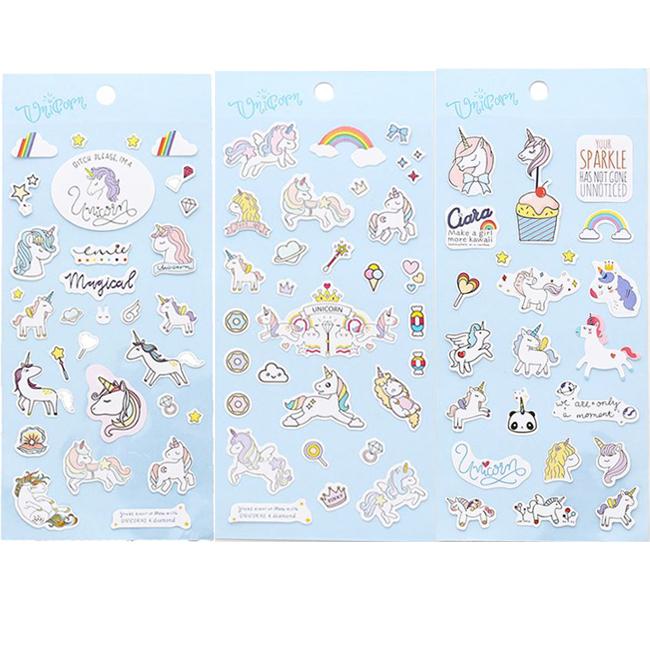 Miếng Dán Ngựa Một Sừng Sticker Unicorn - 2160097 , 5510565052178 , 62_13803817 , 56000 , Mieng-Dan-Ngua-Mot-Sung-Sticker-Unicorn-62_13803817 , tiki.vn , Miếng Dán Ngựa Một Sừng Sticker Unicorn