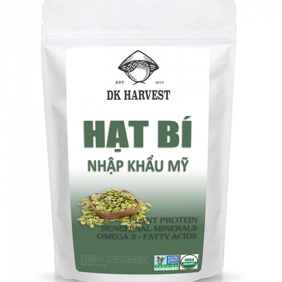 Hạt Bí Xanh DK Harvest (đã tách vỏ) - 500g