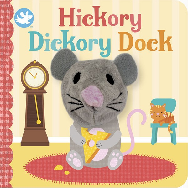 Little Me Hickory Dickory Dock Finger Puppet Book - 947612 , 9921615890293 , 62_2098155 , 181000 , Little-Me-Hickory-Dickory-Dock-Finger-Puppet-Book-62_2098155 , tiki.vn , Little Me Hickory Dickory Dock Finger Puppet Book