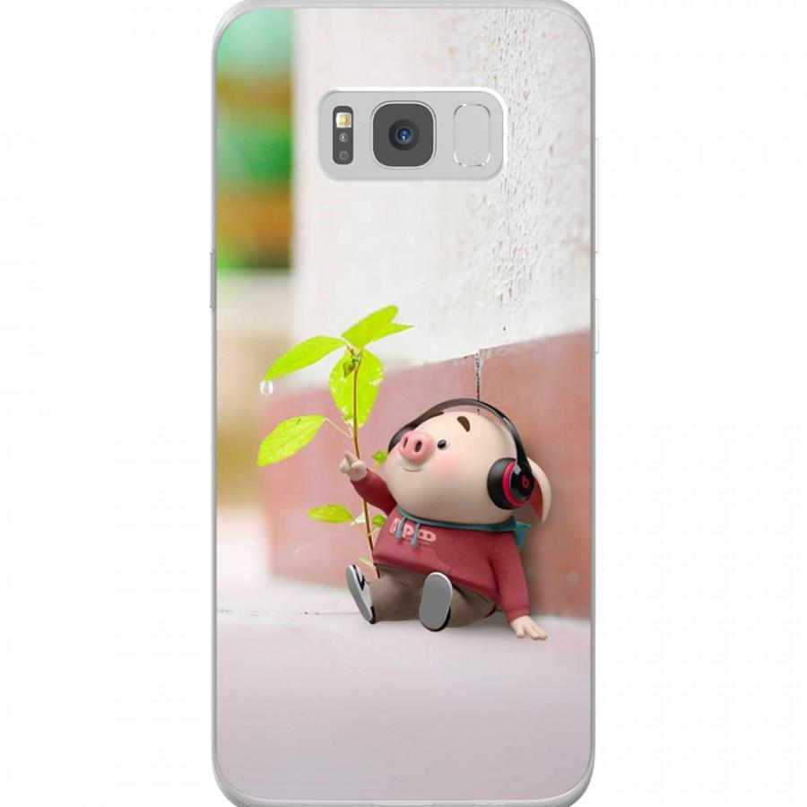 Ốp Lưng Cho Điện Thoại Samsung Galaxy S8 Plus - Mẫu aheocon 122