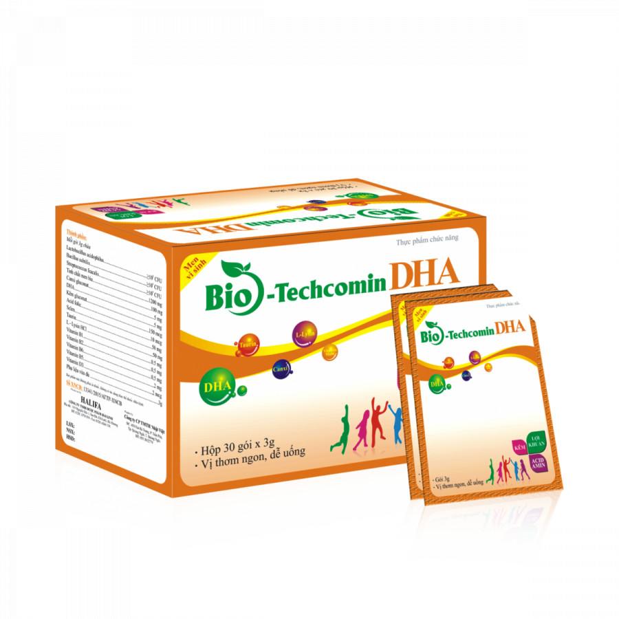 Thực phẩm chức năng - Men vi sinh - Bio - Techcomin DHA - 1791607 , 1003655214920 , 62_13173377 , 130000 , Thuc-pham-chuc-nang-Men-vi-sinh-Bio-Techcomin-DHA-62_13173377 , tiki.vn , Thực phẩm chức năng - Men vi sinh - Bio - Techcomin DHA