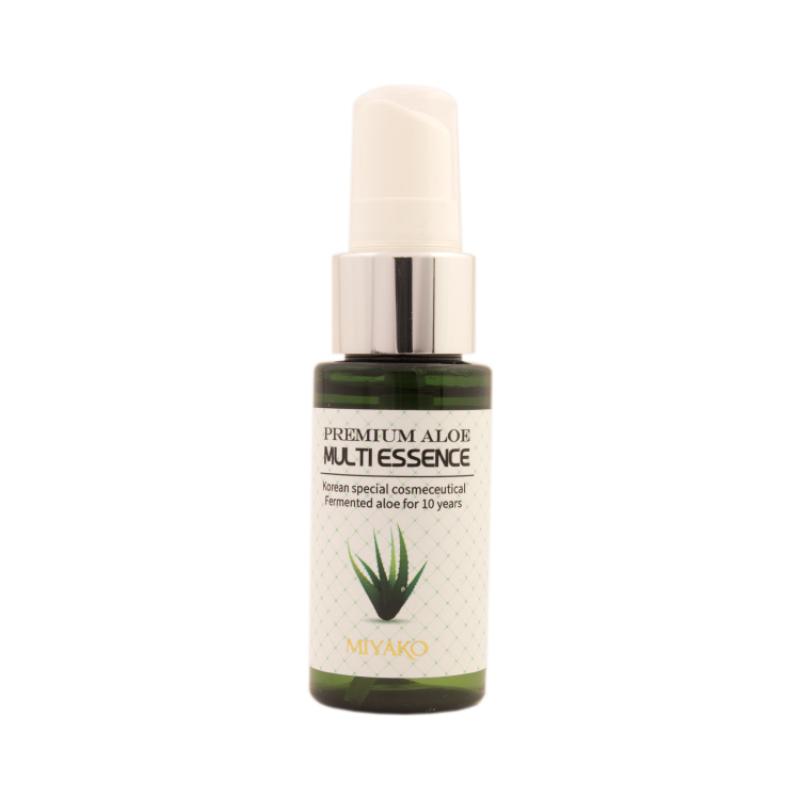 Tinh chất xịt dưỡng da cho nam Miyako Peremium Aloe Multi Essence For Men 30ml