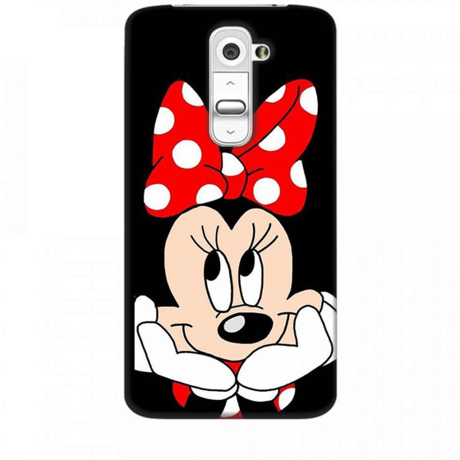 Ốp lưng dành cho điện thoại LG G2 Mickey Làm Duyên