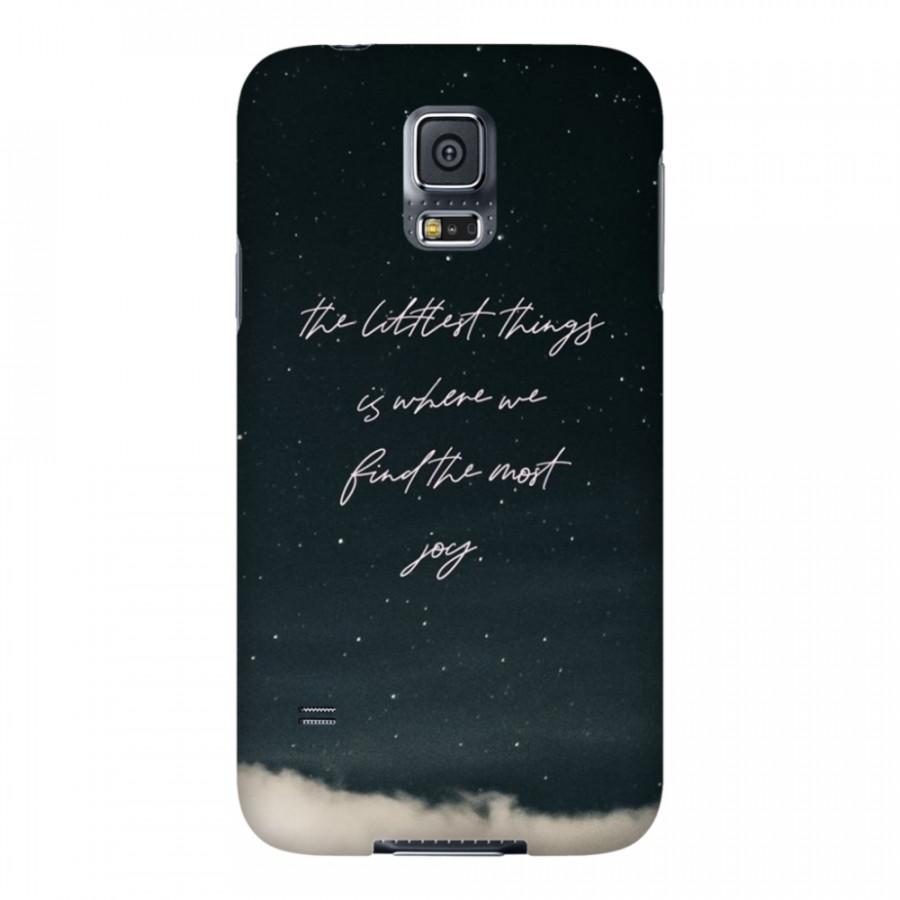 Ốp Lưng Cho Điện Thoại Samsung Galaxy S5 - Mẫu 59