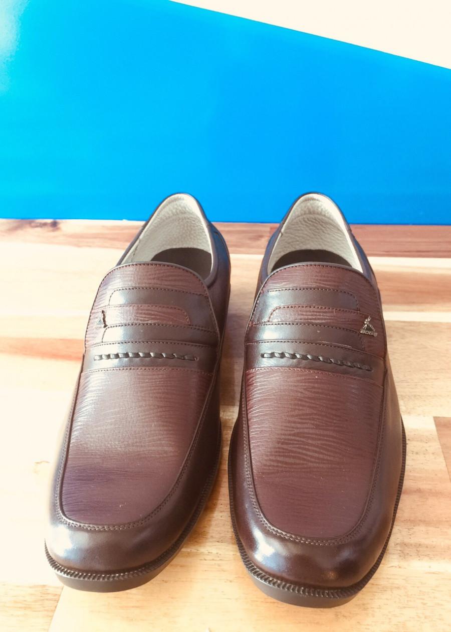 Giày Tây Nâu ND1365
