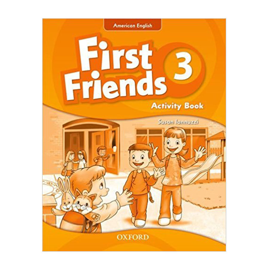 First Friends (Ame) 3 Activity Book - 957221 , 1421560999891 , 62_2211815 , 167000 , First-Friends-Ame-3-Activity-Book-62_2211815 , tiki.vn , First Friends (Ame) 3 Activity Book