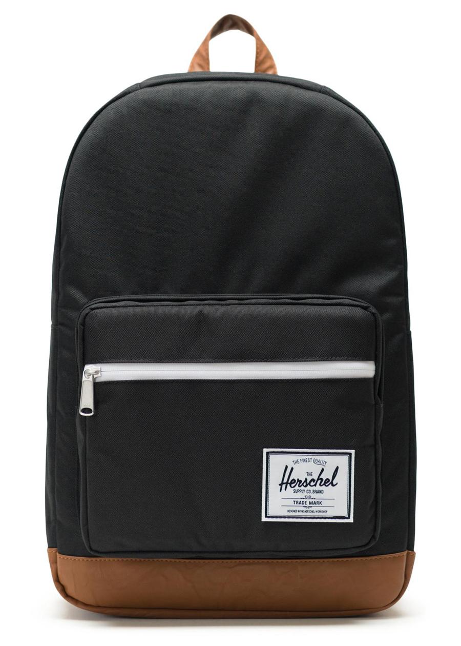 Balo Unisex Herschel Pop Quiz Backpack 10011-00001-OS Black/Tan Synthetic Leather (17.5 x 11.75 x 6 cm) - 1623848 , 4813358839385 , 62_11261318 , 2899000 , Balo-Unisex-Herschel-Pop-Quiz-Backpack-10011-00001-OS-Black-Tan-Synthetic-Leather-17.5-x-11.75-x-6-cm-62_11261318 , tiki.vn , Balo Unisex Herschel Pop Quiz Backpack 10011-00001-OS Black/Tan Synthetic