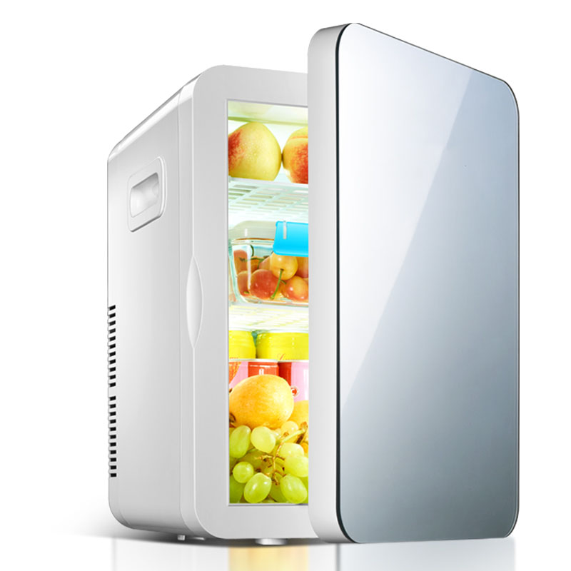 Tủ lạnh mini 20 lít trên ô tô ( Màu ngẫu nhiên )