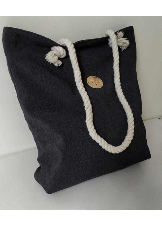 Túi xách tay nữ đựng giấy A4, túi xách vải canvas chất, thời trang