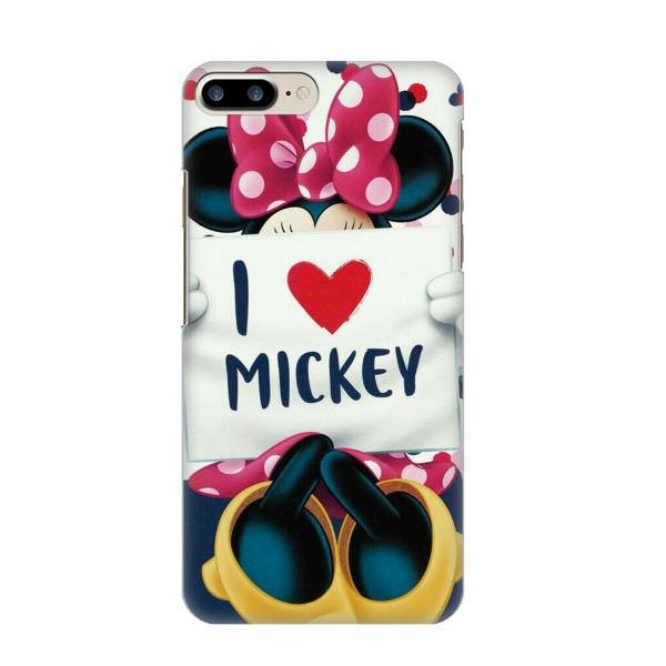 Ốp Lưng Dành Cho Điện Thoại iPhone 7 Plus - I Love Mickey
