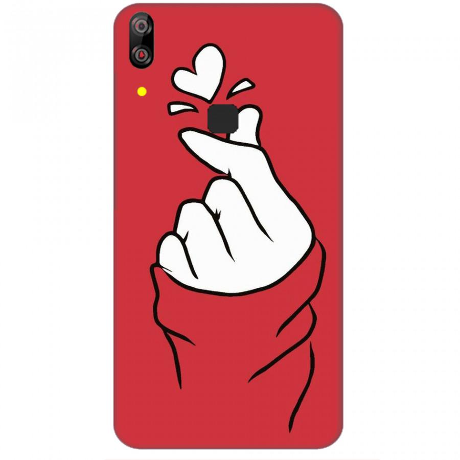 Ốp lưng cho điện thoại Vsmart Joy 1 Plus - hình F129