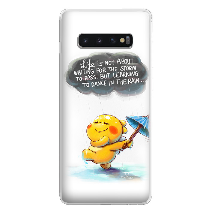 Ốp lưng dẻo cho điện thoại Samsung Galaxy S10 Plus - 224 0009 RAIN01 - Hàng Chính Hãng - 1894074 , 5058802526292 , 62_14813115 , 200000 , Op-lung-deo-cho-dien-thoai-Samsung-Galaxy-S10-Plus-224-0009-RAIN01-Hang-Chinh-Hang-62_14813115 , tiki.vn , Ốp lưng dẻo cho điện thoại Samsung Galaxy S10 Plus - 224 0009 RAIN01 - Hàng Chính Hãng