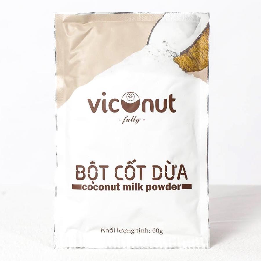[GUfoods] Bột cốt dừa Viconut (60g)