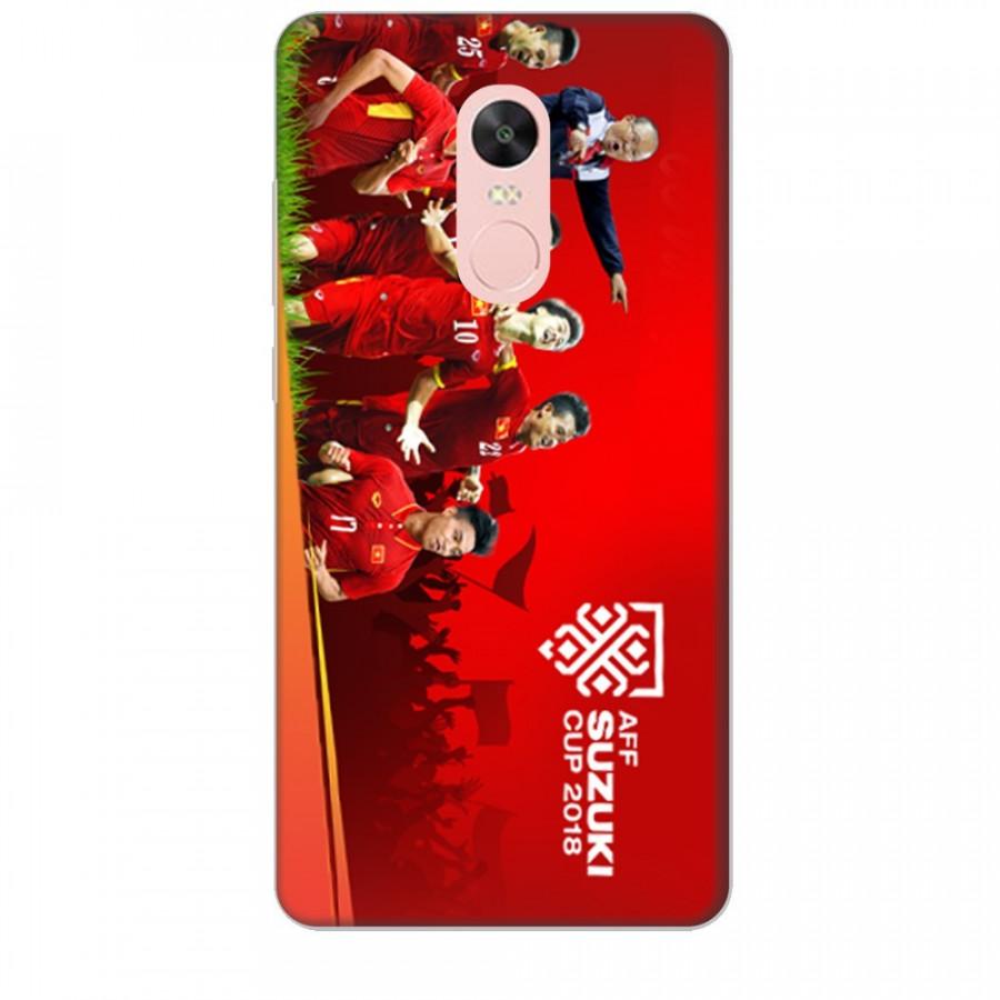 Ốp Lưng Dành Cho Xiaomi Note 4X AFF Cup - Đội Tuyển Việt Nam Mẫu 1