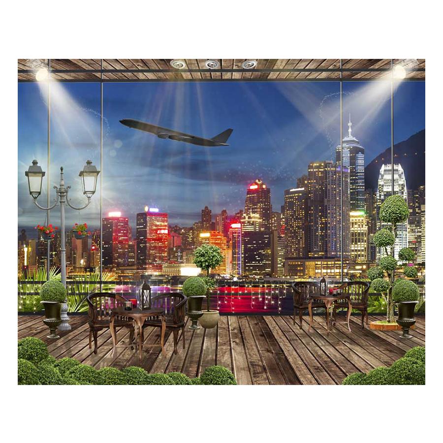 Tranh Dán Tường Phong Cảnh 3D TV0277