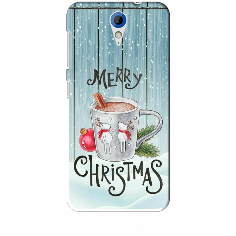 Ốp lưng dành cho điện thoại HTC 620 Merry Christmas