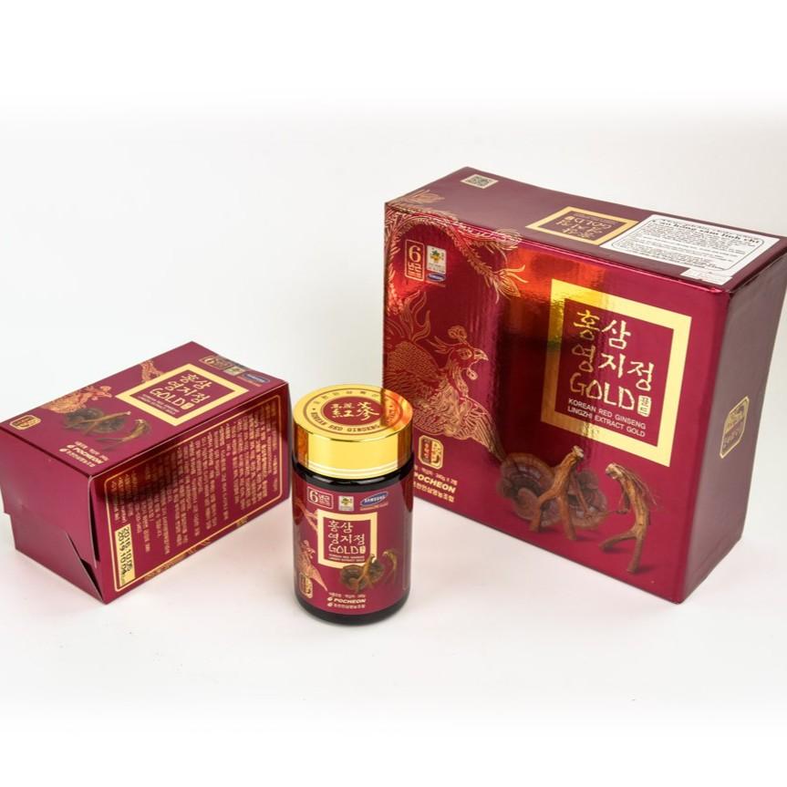 Cao hồng sâm linh chi Pocheon - 2 lọ - 1677636 , 8684802063054 , 62_14496212 , 1000000 , Cao-hong-sam-linh-chi-Pocheon-2-lo-62_14496212 , tiki.vn , Cao hồng sâm linh chi Pocheon - 2 lọ