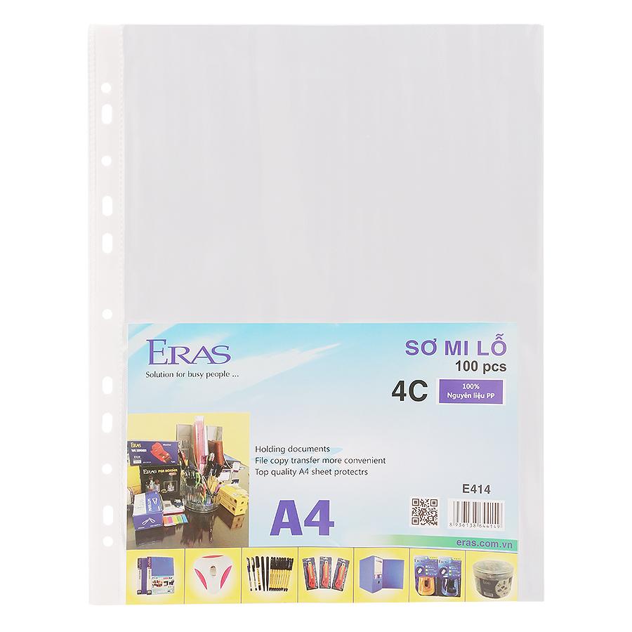 Bìa Lỗ 4C Eras - E414