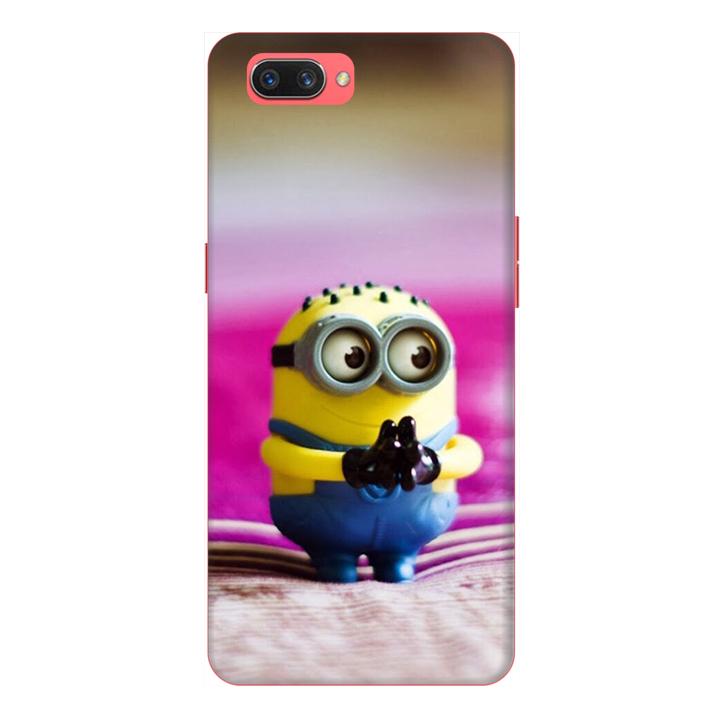 Ốp lưng điện thoại Realme C1 hình Gấu Minion