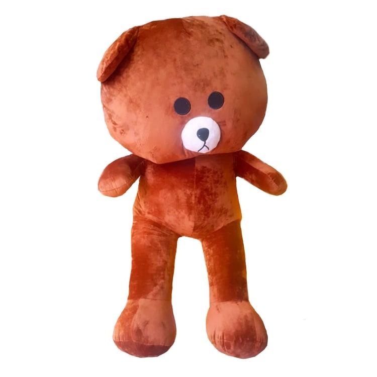 Gấu bông Brown 1m4 siêu bự mập ú nu