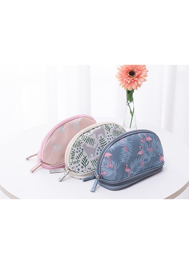 Túi đựng mỹ phẩm hình bán nguyệt - Phong cách Hàn Quốc - 2309297 , 5319253554778 , 62_14875562 , 165000 , Tui-dung-my-pham-hinh-ban-nguyet-Phong-cach-Han-Quoc-62_14875562 , tiki.vn , Túi đựng mỹ phẩm hình bán nguyệt - Phong cách Hàn Quốc