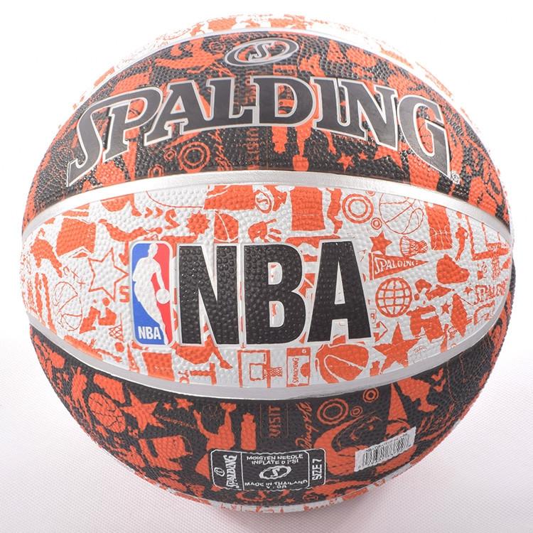 Bóng rổ Spalding NBA Graffiti Outdoor (Chơi ngoài trời)- Tặng Kim bơm bóng và túi lưới đựng bóng - 1780194 , 7576127181784 , 62_12960745 , 570000 , Bong-ro-Spalding-NBA-Graffiti-Outdoor-Choi-ngoai-troi-Tang-Kim-bom-bong-va-tui-luoi-dung-bong-62_12960745 , tiki.vn , Bóng rổ Spalding NBA Graffiti Outdoor (Chơi ngoài trời)- Tặng Kim bơm bóng và túi lưới đ