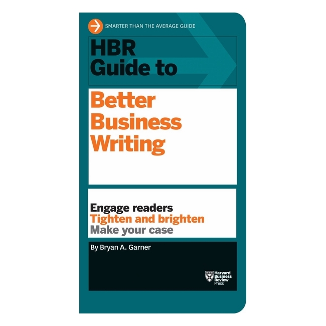 Harvard Business Review: Guide To Better Business Writing - 779980 , 8994789177911 , 62_11504722 , 557000 , Harvard-Business-Review-Guide-To-Better-Business-Writing-62_11504722 , tiki.vn , Harvard Business Review: Guide To Better Business Writing