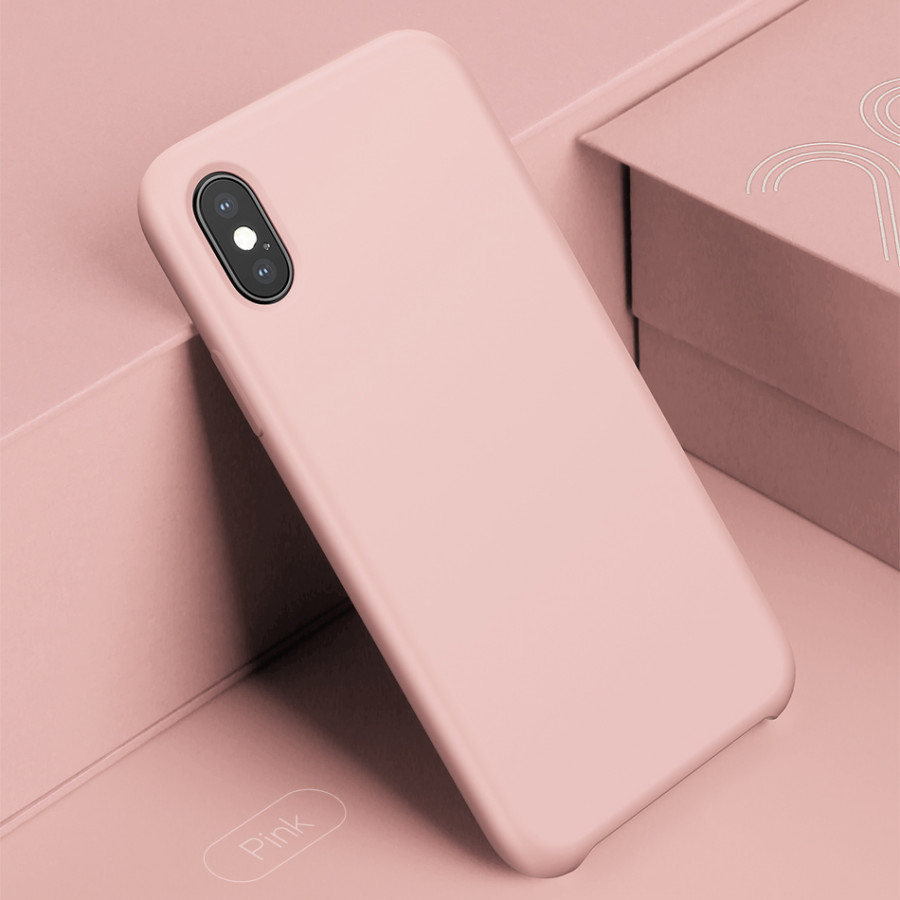 Ốp lưng silicon case cho iPhone X / Xs chống sốc chống bám bẩn - 1349462 , 6687846014299 , 62_15085061 , 250000 , Op-lung-silicon-case-cho-iPhone-X--Xs-chong-soc-chong-bam-ban-62_15085061 , tiki.vn , Ốp lưng silicon case cho iPhone X / Xs chống sốc chống bám bẩn