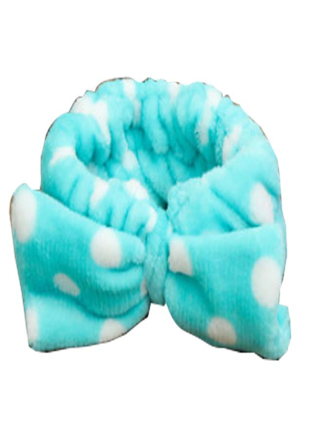 Băng đô nơ Hồng Mi - Màu sắc hình ngẫu nhiên