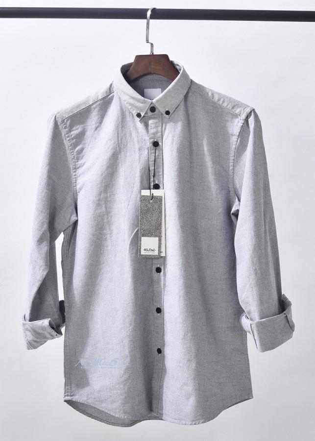 Áo sơ mi nam Oxford cao cấp xuất khẩu Hàn Quốc hãng thời trang nam Routine - 5094460 , 9537641158070 , 62_16176322 , 450000 , Ao-so-mi-nam-Oxford-cao-cap-xuat-khau-Han-Quoc-hang-thoi-trang-nam-Routine-62_16176322 , tiki.vn , Áo sơ mi nam Oxford cao cấp xuất khẩu Hàn Quốc hãng thời trang nam Routine
