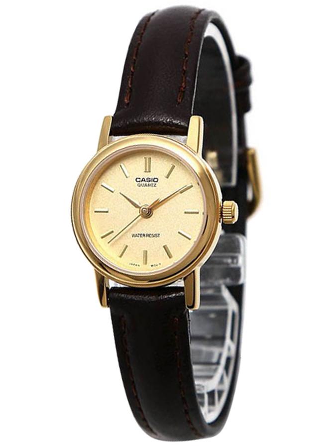 Đồng hồ nữ dây da Casio LTP-1095Q-9A