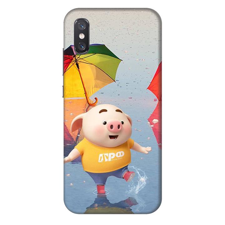 Ốp lưng nhựa cứng nhám dành cho Xiaomi Mi 8 Pro in hình Heo Dưới Cơn Mưa - 1476306 , 8903932200468 , 62_15106909 , 200000 , Op-lung-nhua-cung-nham-danh-cho-Xiaomi-Mi-8-Pro-in-hinh-Heo-Duoi-Con-Mua-62_15106909 , tiki.vn , Ốp lưng nhựa cứng nhám dành cho Xiaomi Mi 8 Pro in hình Heo Dưới Cơn Mưa