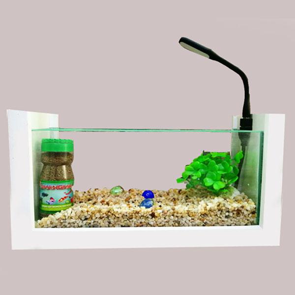 Bể cá mini khung gỗ ( Tặng kèm thưc ăn + sỏi nền + cây trang trí) - 2200835 , 1931287912887 , 62_14119786 , 450000 , Be-ca-mini-khung-go-Tang-kem-thuc-an-soi-nen-cay-trang-tri-62_14119786 , tiki.vn , Bể cá mini khung gỗ ( Tặng kèm thưc ăn + sỏi nền + cây trang trí)