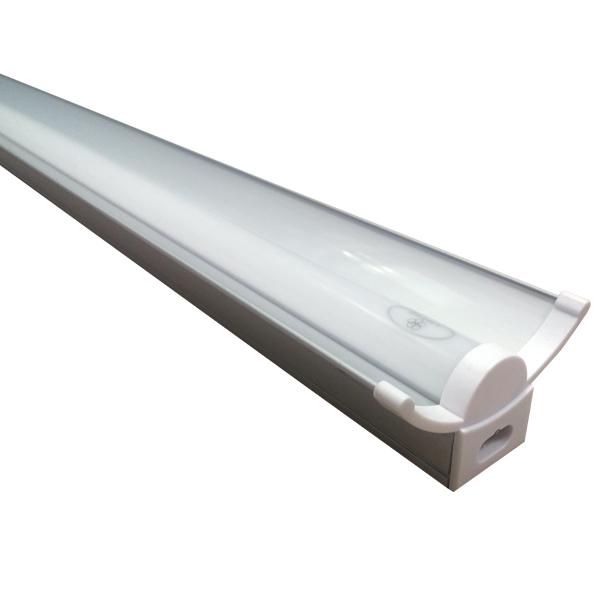 Bộ đèn LED T8 AMBEE tích hợp có chóa 1.2m 18w