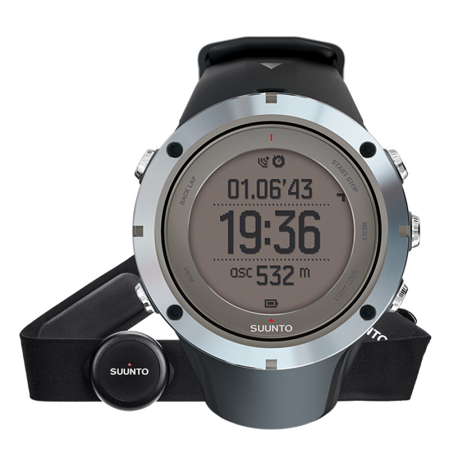 SUUNTO watch AMBIT3 HR Extension field 3 PEAK outdoor sports watch heart rate peak sapphire SS020673000 - 1905654 , 7470821613186 , 62_10243852 , 14090000 , SUUNTO-watch-AMBIT3-HR-Extension-field-3-PEAK-outdoor-sports-watch-heart-rate-peak-sapphire-SS020673000-62_10243852 , tiki.vn , SUUNTO watch AMBIT3 HR Extension field 3 PEAK outdoor sports watch hear