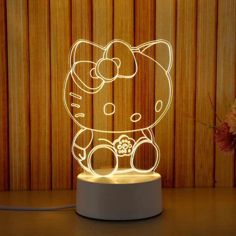Đèn ngủ, đèn trang trí, Led 3D - 971079 , 8920054470012 , 62_8252582 , 140000 , Den-ngu-den-trang-tri-Led-3D-62_8252582 , tiki.vn , Đèn ngủ, đèn trang trí, Led 3D