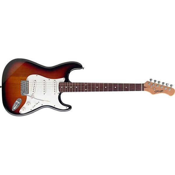 Đàn guitar điện Stagg S300SB - 1031223 , 2788163023521 , 62_3020251 , 3500000 , Dan-guitar-dien-Stagg-S300SB-62_3020251 , tiki.vn , Đàn guitar điện Stagg S300SB