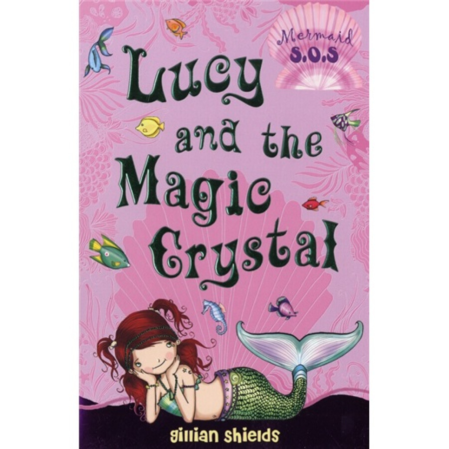 Lucy and the Magic Crystal: Mermaid SOS 6