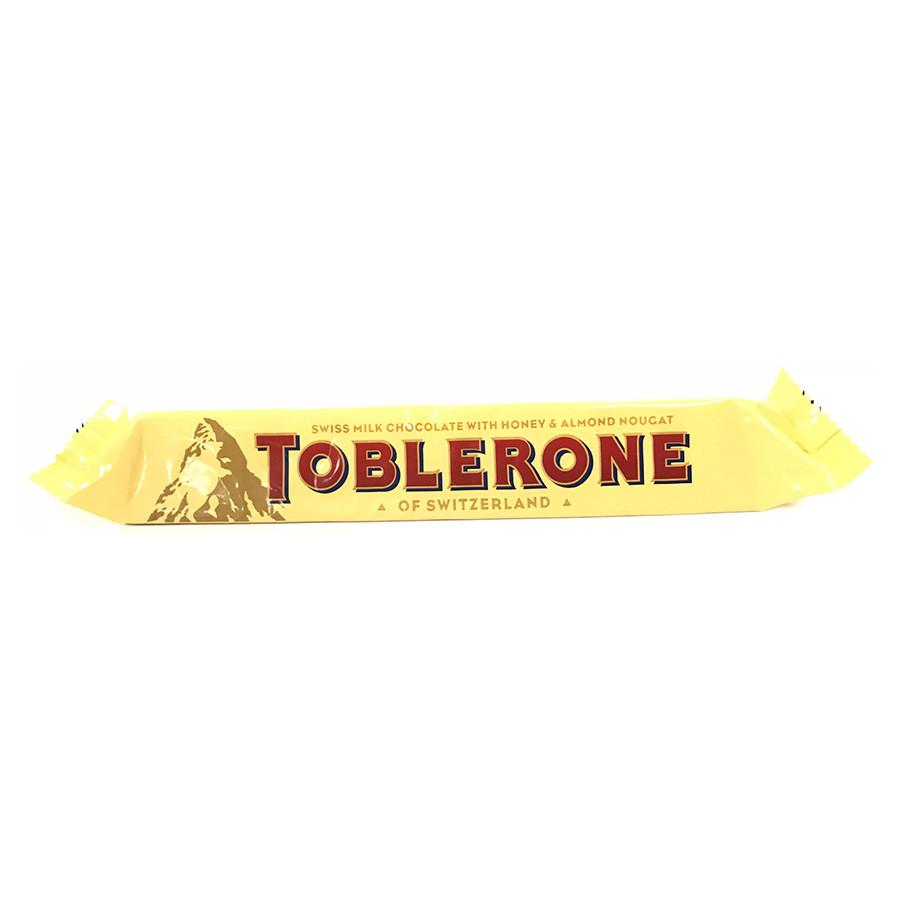 Socola Sữa Toblerone Mật Ong  Hạnh Nhân - Thụy Sĩ - 1220392 , 6060428491242 , 62_5207589 , 51000 , Socola-Sua-Toblerone-Mat-Ong-Hanh-Nhan-Thuy-Si-62_5207589 , tiki.vn , Socola Sữa Toblerone Mật Ong  Hạnh Nhân - Thụy Sĩ