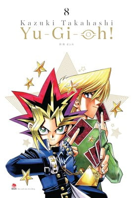 Yu - Gi - Oh! - Vua Trò Chơi - Tập 8