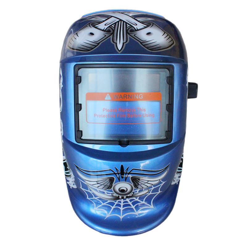 Welding Helmet Welding Mask Durable ARC/TIG/MIG Solar Plasma Cutter Welder Cap