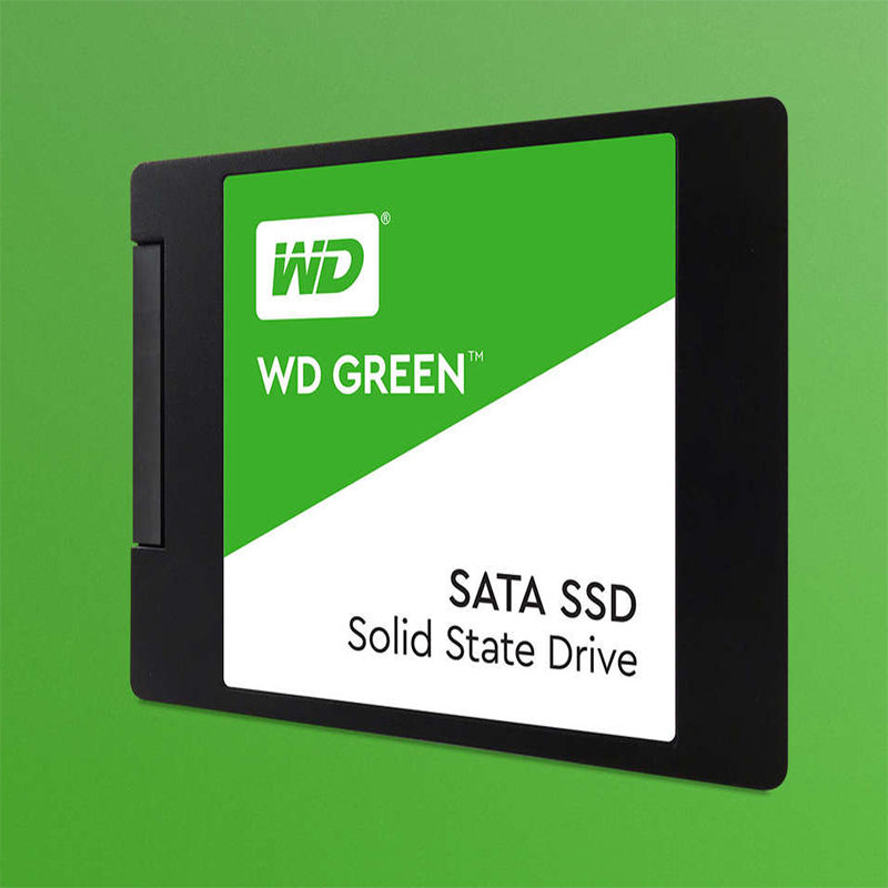 Ổ Cứng SSD WD Green - 120GB WDS120G1G0A