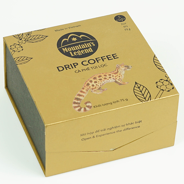 Cà phê chồn Mocha Moutain's Legend 75 gram - 1200380 , 6911323159518 , 62_7667747 , 195000 , Ca-phe-chon-Mocha-Moutains-Legend-75-gram-62_7667747 , tiki.vn , Cà phê chồn Mocha Moutain's Legend 75 gram