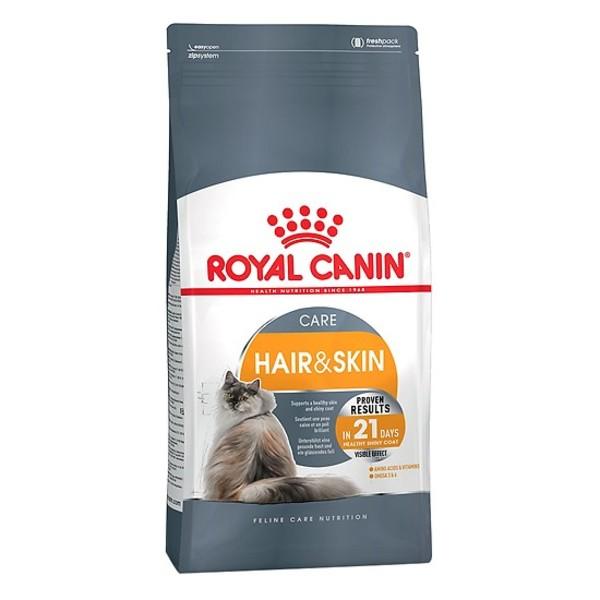 Thức Ăn Cho Mèo Royal Canin Hair  Skin Care  2kg