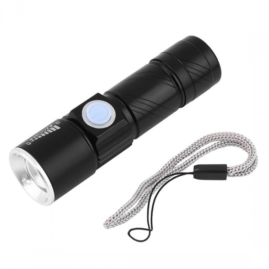 Usb Rechargeable Cree Flashlight