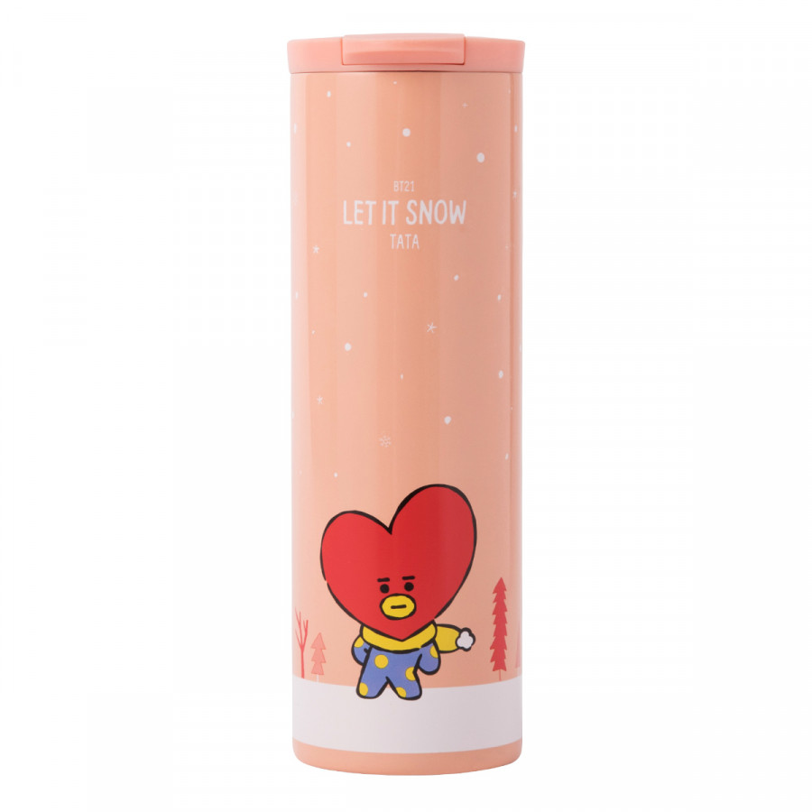 [BT21] Winter Slim Tumbler - 1950601 , 2006226316817 , 62_14012068 , 982000 , BT21-Winter-Slim-Tumbler-62_14012068 , tiki.vn , [BT21] Winter Slim Tumbler