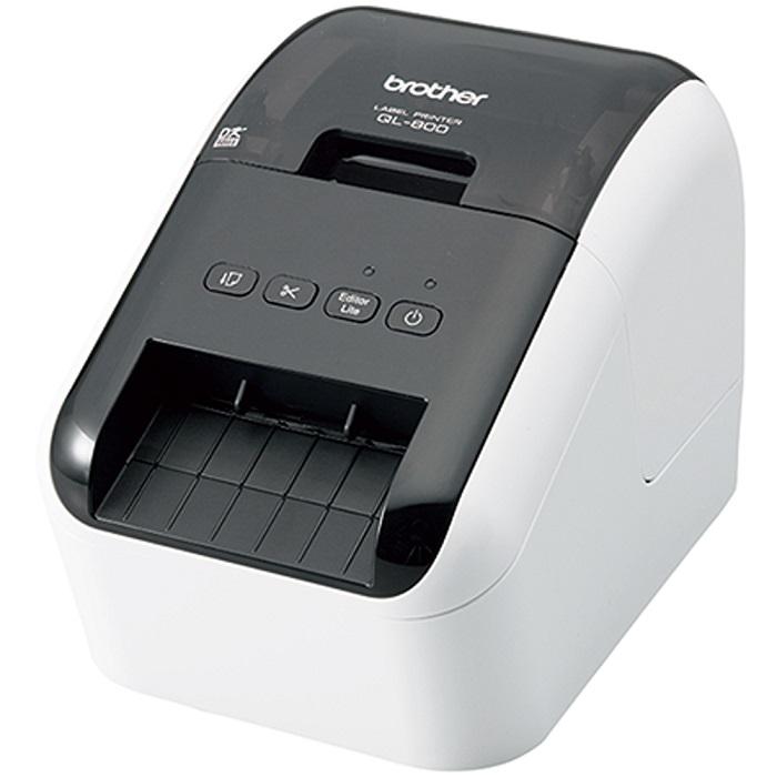 Máy in nhãn giấy Brother QL-800 - Hàng chính hãng