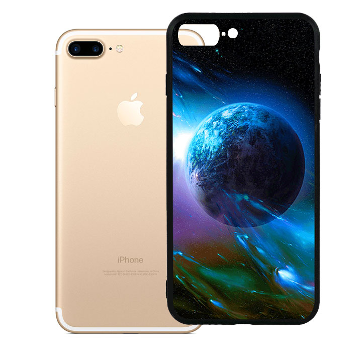 Ốp lưng viền TPU cao cấp dành cho iPhone 7 Plus - Universe - 1014318 , 3501516244799 , 62_15026278 , 200000 , Op-lung-vien-TPU-cao-cap-danh-cho-iPhone-7-Plus-Universe-62_15026278 , tiki.vn , Ốp lưng viền TPU cao cấp dành cho iPhone 7 Plus - Universe